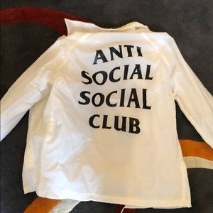 Anti Social Social Club Jacket